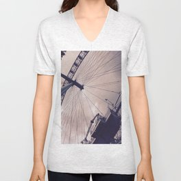 Eye of London  Unisex V-Neck