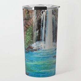 The Concealed Oasis Travel Mug