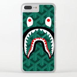 Bape Goyard Clear iPhone Case
