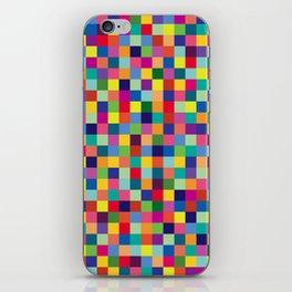 Geometric Pattern #5 iPhone Skin