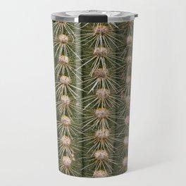 Cactus close up Travel Mug