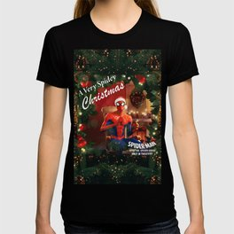 Spidey Christmas T-shirt