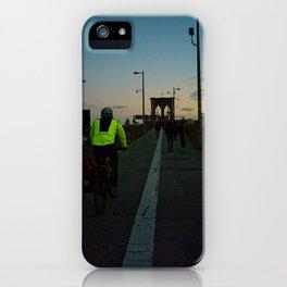 Twilight Horizon iPhone Case