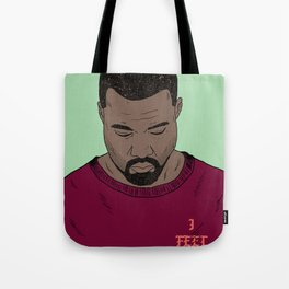 I Feel Like Pablo Tote Bag