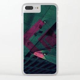 VISA 80 Clear iPhone Case