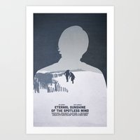 eternal sunshine Art Prints featuring Eternal Sunshine by Bill Pyle