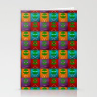 tmnt Stationery Cards featuring TMNT Collection by fabvalle