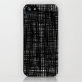 BW iPhone Case