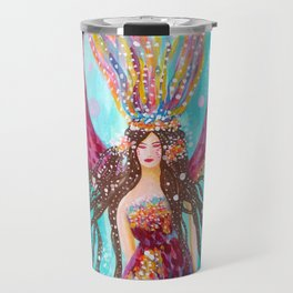 Pisces Moon Travel Mug