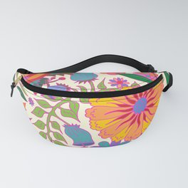 Just Flowers Lite Fanny Pack