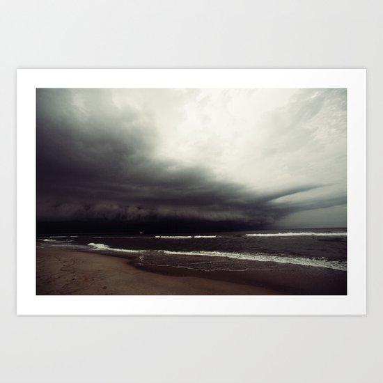 storm2 Art Print