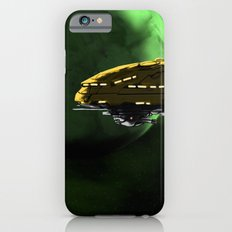 Comman Spaceship in Orbit iPhone 6s Slim Case