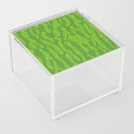 Splattered Slime Acrylic Box