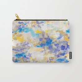 Canopy Blue Carry-All Pouch