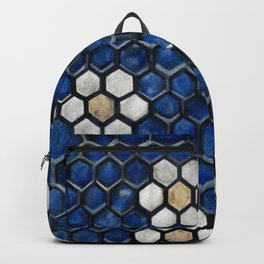 Art Beneath Our Feet Project - Grand Rapids Backpack