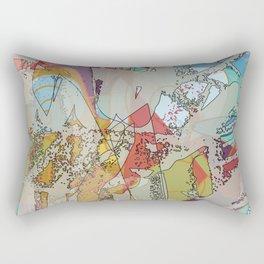 Move Along Rectangular Pillow