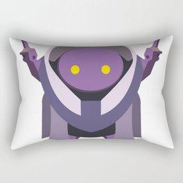 Become as Gods - Nier Automata Rectangular Pillow