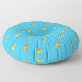 Pizza Pattern | Fast Food Cheese Italian Floor Pillow