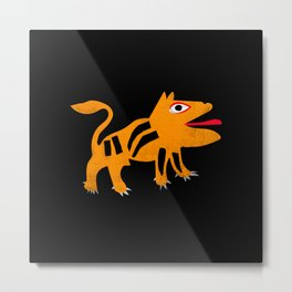 What Rough Beast Metal Print