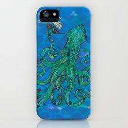 The Kraken iPhone Case