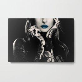 Sins Metal Print