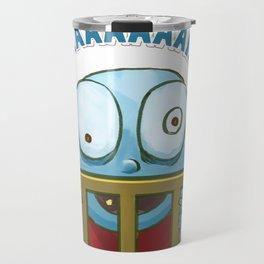Nobody puts Baby Zombie in a corner! Travel Mug