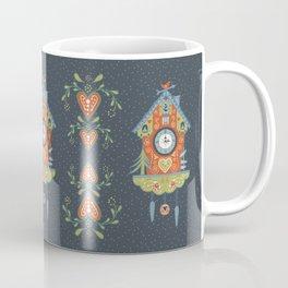 Cuckoo Clock Coffee Mug