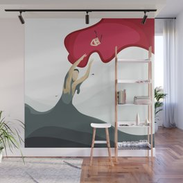Quest for Felicity Wall Mural