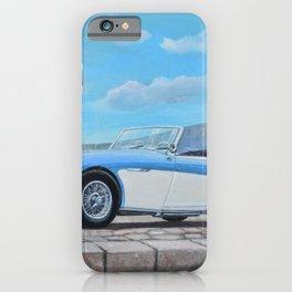 Austin Healey 3000 iPhone Case