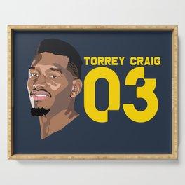 Torrey Craig Serving Tray