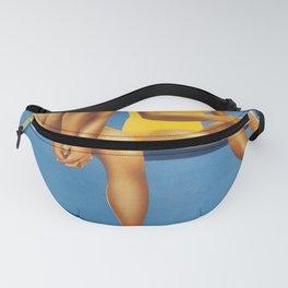 affisso plaisir et santé au bain de saint - josse Fanny Pack