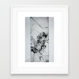To Horst Janssen Framed Art Print