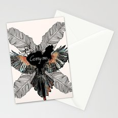 Carry Me Remix Stationery Cards