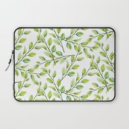 Branches and Leaves Laptop Sleeve