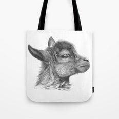 Goat baby G099 Tote Bag