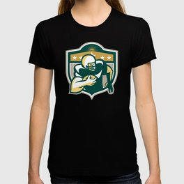American Gridiron Wide Receiver Running T-shirt