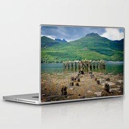 Abandoned Pier Laptop & iPad Skin