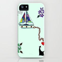 Ahoy iPhone Case