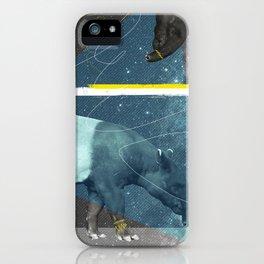 tapirism two iPhone Case