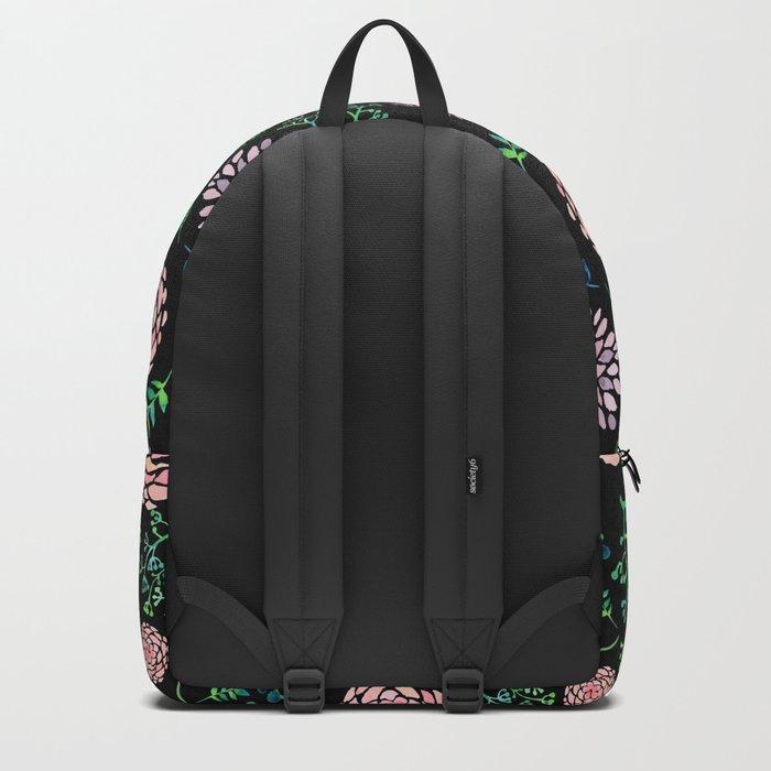FLORAL PATTERN 3 Backpack