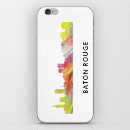 Baton Rouge Louisiana Skyline iPhone Skin