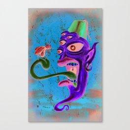 Annoyances Canvas Print