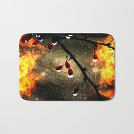 Consumed Bath Mat