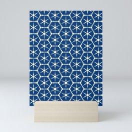 White Space Mini Art Print