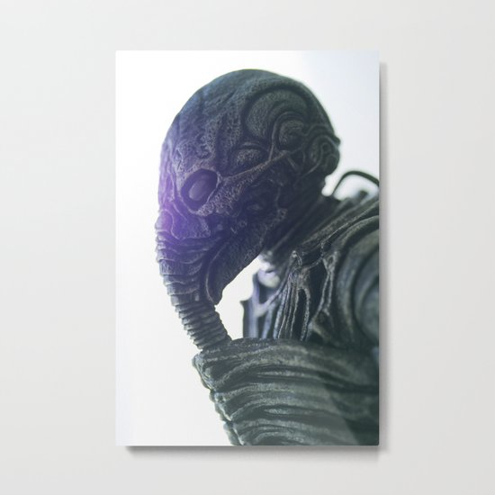 They have plans for us all Metal Print