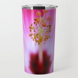 Hibiscus Stigma Travel Mug