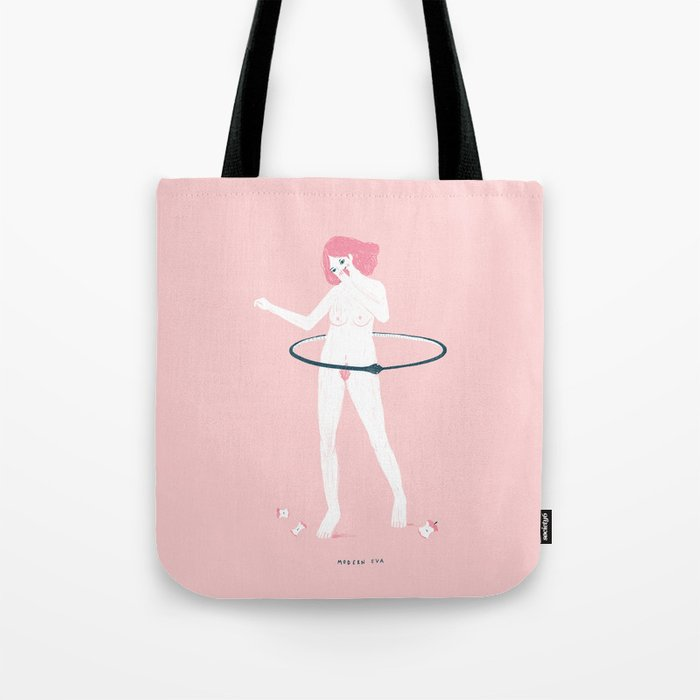 Modern Eva Tote Bag