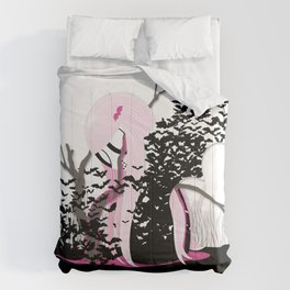 THE FEARLESS VAMPIRE KILLER Comforters