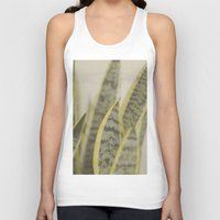 leaves Tank Tops featuring Leaves by Pure Nature Photos