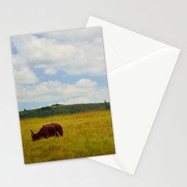 An African Landscape Stationery Cards